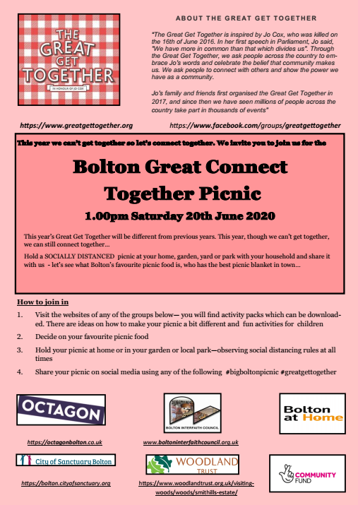 Connect Together flyer